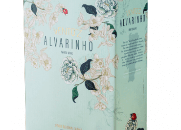 Vento'z Alvarinho 2020 - Fantastisk dryck, vacker box!