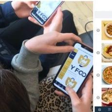 Digital lösning ska minska matsvinnet på Thoren Framtid Karlstad