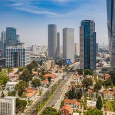 Besök Israel som första utlandsresan…