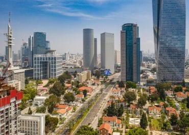 Besök Israel som första utlandsresan...