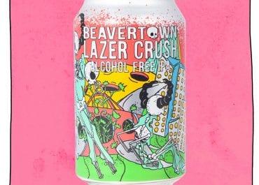 Beavertown Lazer Crush IPA - en alkoholfri humlig nyhet från UK