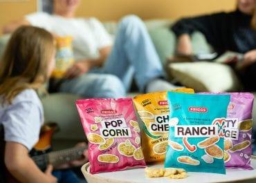 Ranch är det senaste tillskottet i Friggs Majssnacks-familj!
