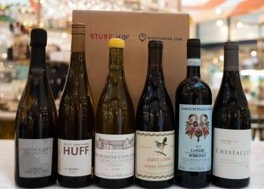 E-handelsföretaget Winefinder inleder samarbete med restaurang Sturehof