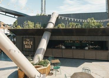 Nu öppnar The Spice Bar på Gröna Lund - sommarens bästa AW-bar
