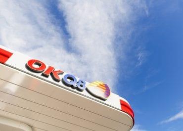 Startskott för utbyggnaden av OKQ8:s supersnabbladdare