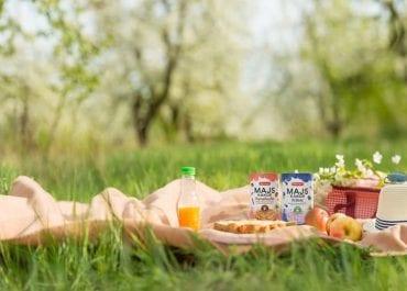 Friggs lanserar nya majskakor med säsongssmak av sommarfika