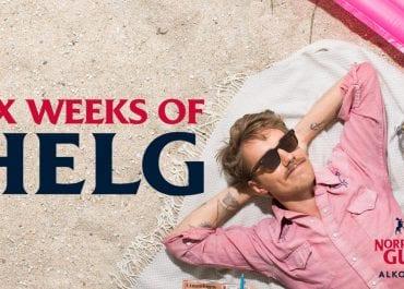 Norrlands Guld lanserar programmet Six Weeks of Helg