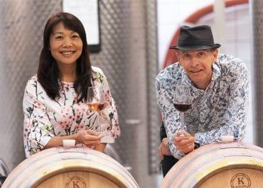 Idunn Norsjö Wine har vision om att göra Norrland till nästa stora vinregion