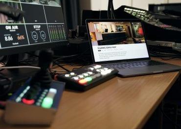 Scandic Gävle Väst lanserar streamingstudio