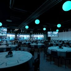 3300 kvadratmeter studio – Scandic Infra City