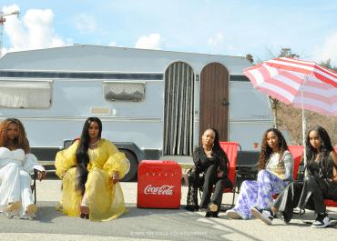 Coca-Cola i nytt musiksamarbete med Cherrie
