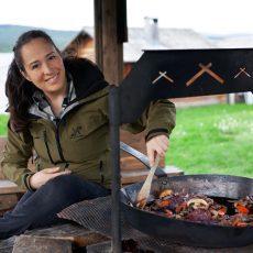 Camila Bianco – ny kökschef på ikoniska Icehotel i Jukkasjärvi