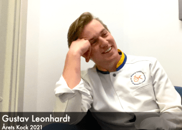 WEBB-TV: Gustav Leonhardt - Vinnare av Årets Kock 2021
