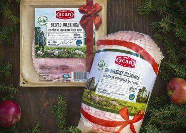 Svin(n)smart julnyhet från Scan