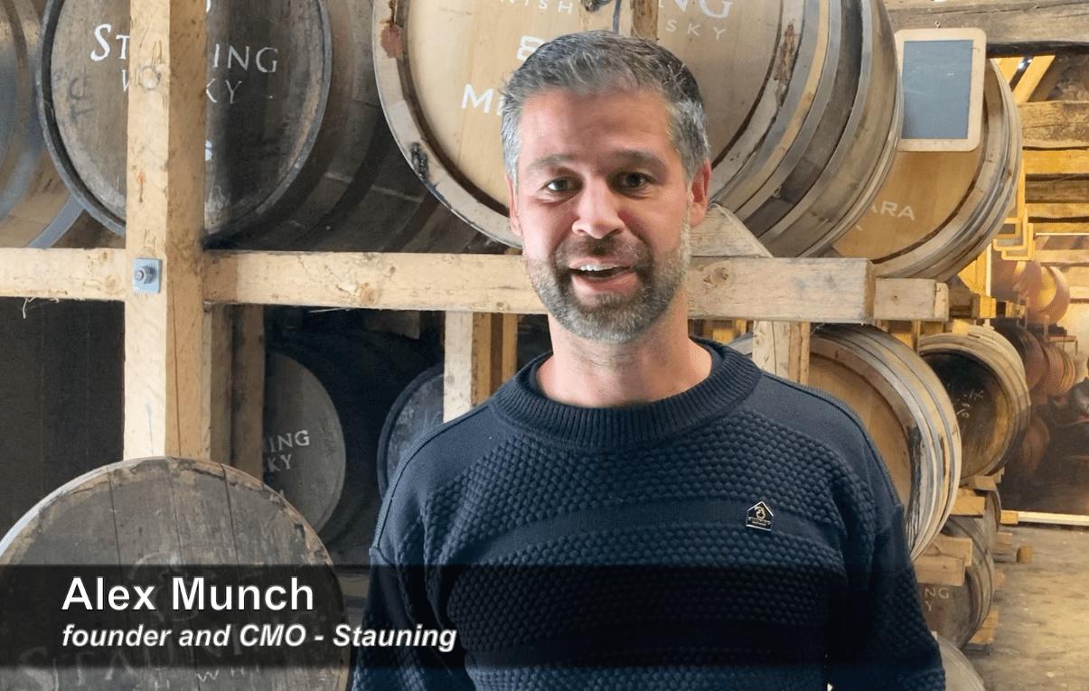 WEBB-TV: Alex Much  – Om Stauning Rye