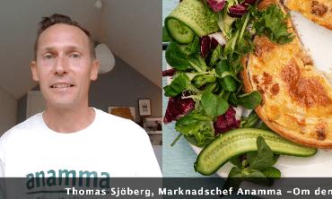 WEBB:TV - Thomas Sjöberg om Anamma´s satsning i höst!